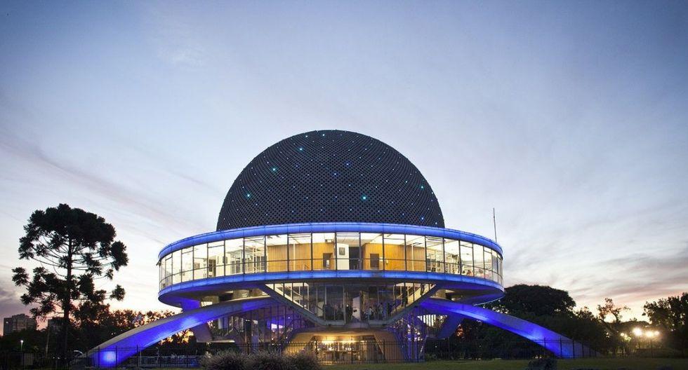 Planetario Galileo Galilei. (Foto: Difusión)