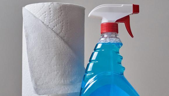 Aprende a preparar desinfectante casero | TROME
