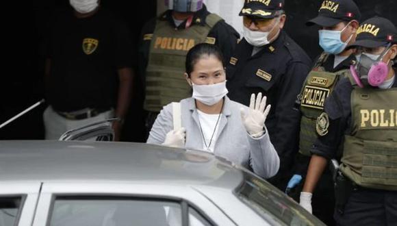 Keiko Fujimori postuló dos veces a la presidencia en 2011 y 2016. En ambos casos perdió en la segunda vuelta. (Foto: GEC)
