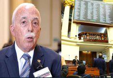 """Tras aprobación del retiro del 25% de la AFP, el exparlamentario Tubino dijo: """"Van a extrañarnos"""""""