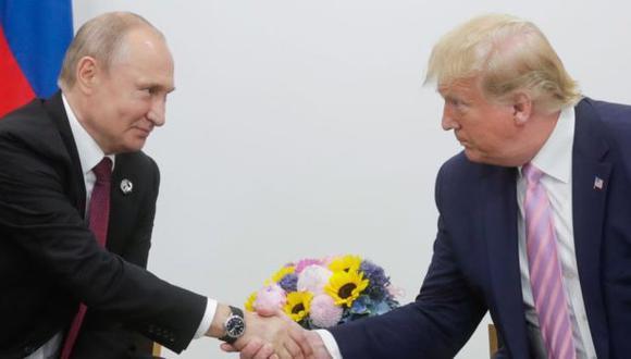 "Estados Unidos llega a un ""principio de acuerdo"" con Rusia para salvar acuerdo nuclear. (AFP)."