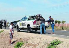 Piura: Atropellan a anciano y lo dejan abandonado en medio de la carretera de Sullana