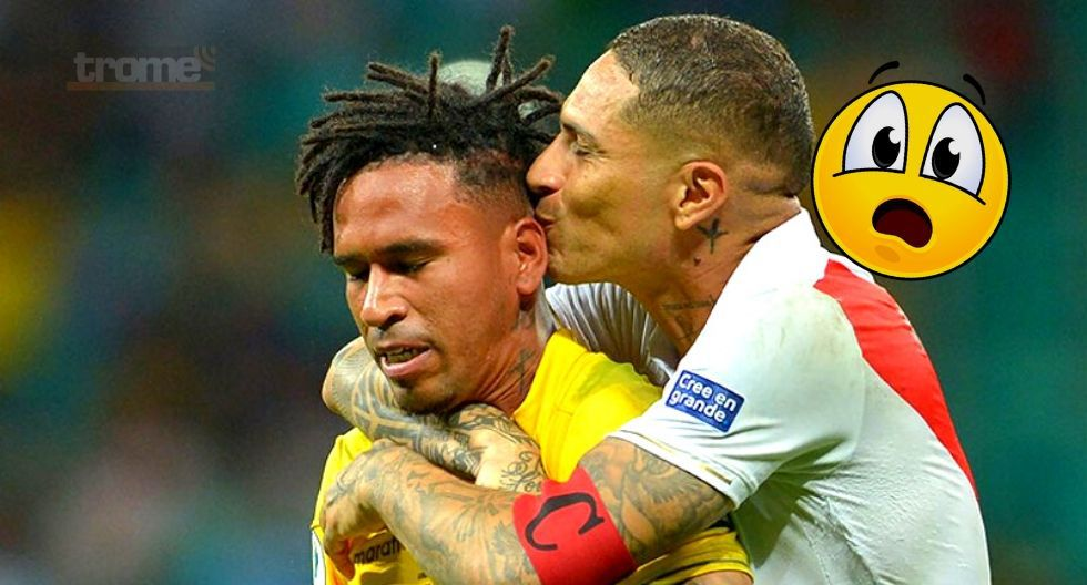 Paolo Guerrero y Pedro Gallese once ideal