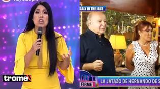 """Tula Rodríguez a candidatos: """"En vez de mostrarnos sus casas hermosas, que digan lo que proponen"""""""