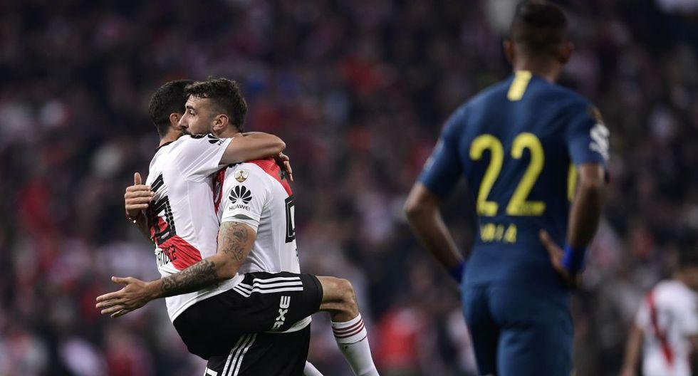 River Plate: Lucas Pratto anotó GOLAZO a Boca Juniors tras 'tiki-taka' por final vuelta de Copa Libertadores [VIDEO]