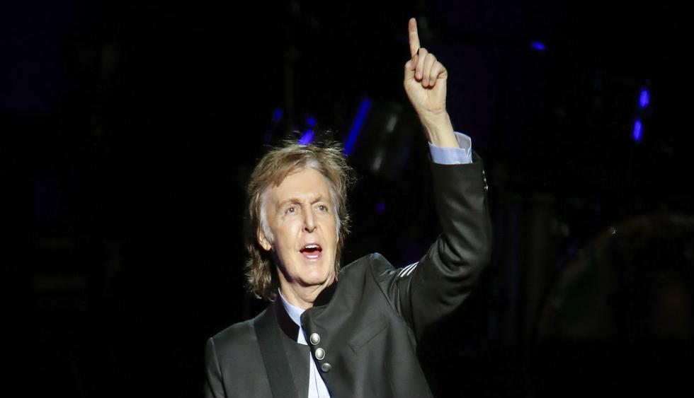 """Paul McCartney dice que """"con suerte"""" presentará un nuevo álbum  (Foto: AFP)"""