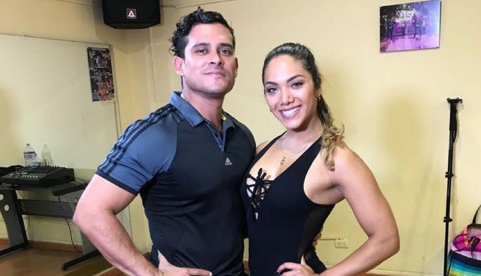 Christian Domínguez recibió una advertencia de 'Chabelita'.