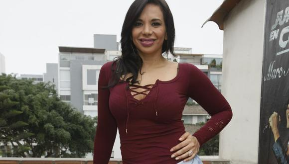 Mónica Cabrejos en paz con sus detractores