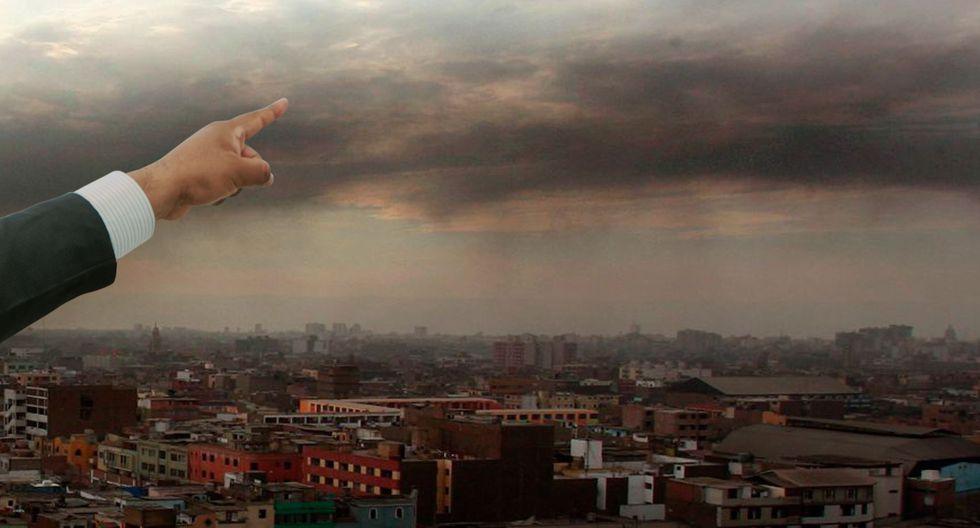 Estos son los distritos más contaminados de Lima