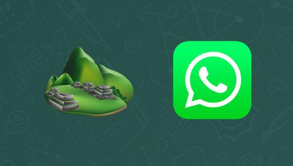 ¿Te animas a sumarte a esta propuesta? Usuarios postulan a Machu Picchu como próximo emoji para WhatsApp y otras plataformas. (Foto: Farobrand)