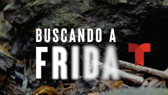 """Telemundo presentó el primer adelante de """"Buscando a Frida"""", el remake de la historia de """"¿Dónde está Elisa? que se  emitió en 2010 (Foto: Telemundo)"""