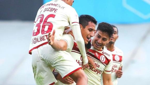 Universitario venció 4-0 a Alianza Universidad (Foto: Liga 1)