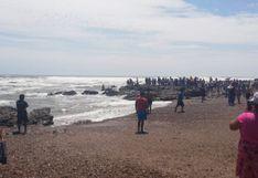 Tacna: Hallan cadáver de militar que se ahogó en playa Barreda hace cinco días