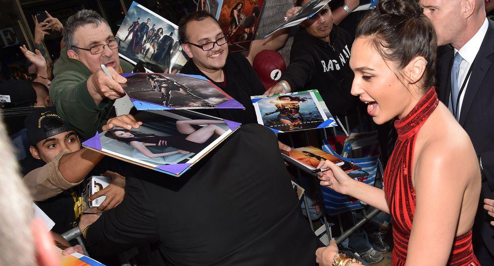 """La nueva cinta de """"Wonder Woman"""" podría superar los 100 millones de dólares solo en cines de Estados Unidos.  FOTOS: AFP"""