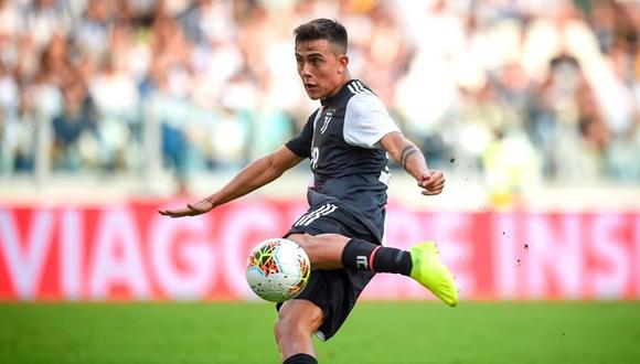 Paulo Dybala se acerca a Manchester United (Foto: Getty Images)