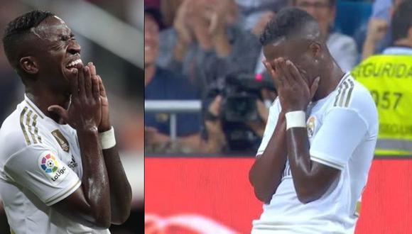 Vinicius Junior y la verdadera razón por la que lloró tras marcar un golazo en triunfo de Real Madrid