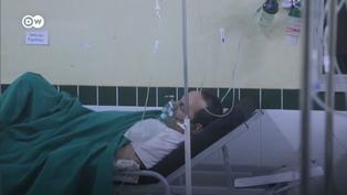 Paraguay en alerta roja ante aumento de contagios y ausencia de vacunas