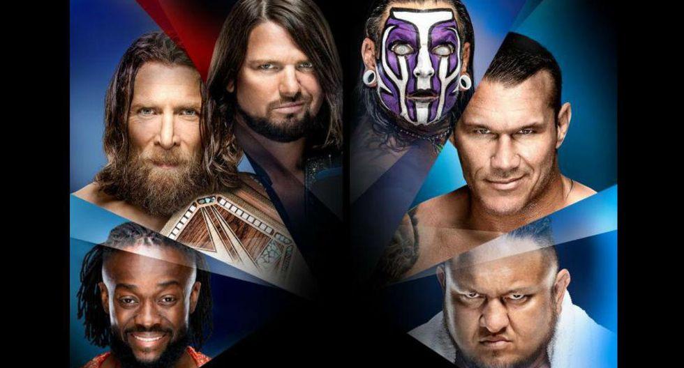 Se vienen grandes luchas en la Cámara de la Eliminación. (WWE)