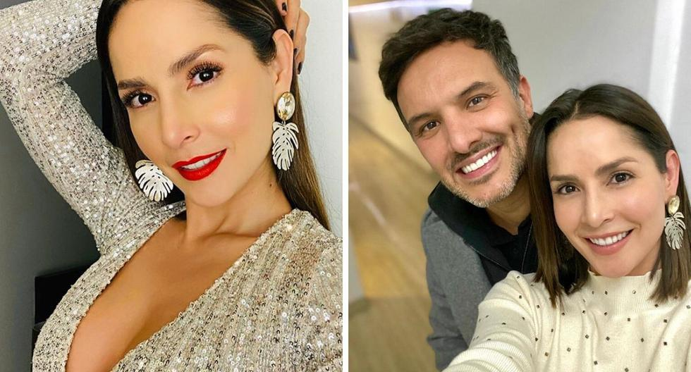 Carmen Villalobos y Sebastián Caicedo disfrutan su tiempo libre realizándose tratamiento facial