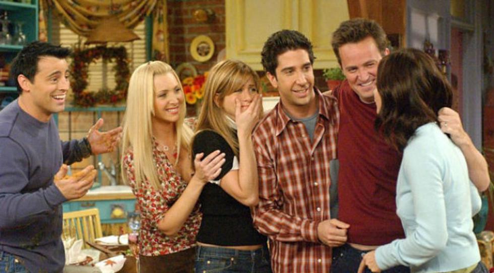 Friends, serie