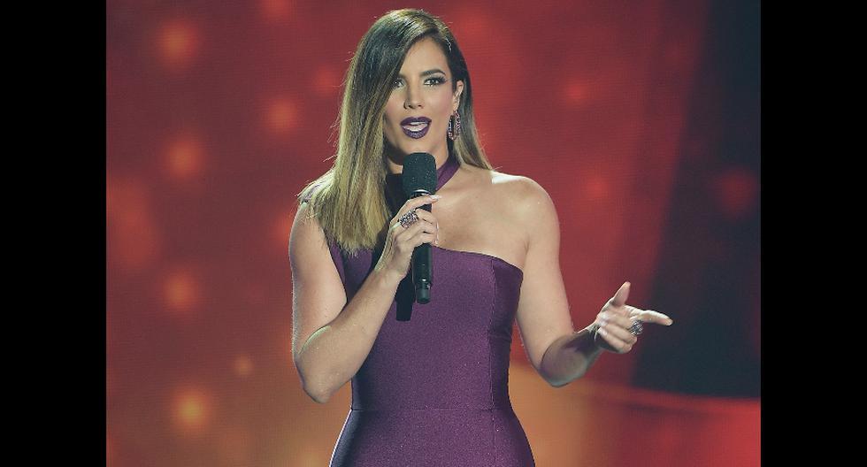 Premios Billboard: Gaby Espino dice que gala hará olvidar las tristezas de la pandemia
