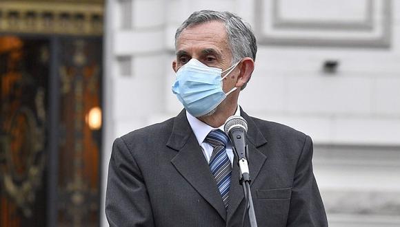 Ministro de Economía indicó que en el Perú el incumplimiento del IGV es del 38.1%. (Foto: MEF)