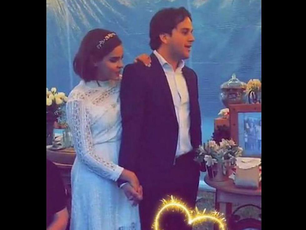 Estas fotos probarían que Yuya y Beto Pasillas se casaron. (Redes sociales)