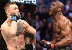 Conor McGregor molesto con Kamaru Usman y amenaza con ir por su título del UFC