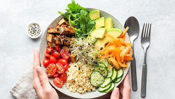Una dieta saludable es importante para llevar una vida mejor. (Foto: iStock)