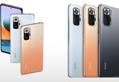 Redmi Note 10 Pro: El renovado equipo de Xiaomi con cámara de 108 MP