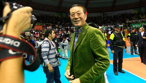 Man Bok Park brindó una última entrevista este año. Hoy ese mensaje es histórico (Foto: Archivo GEC)
