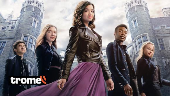 'Sociedad secreta de hijos reales': La película que no debes dejar pasar en Disney Plus