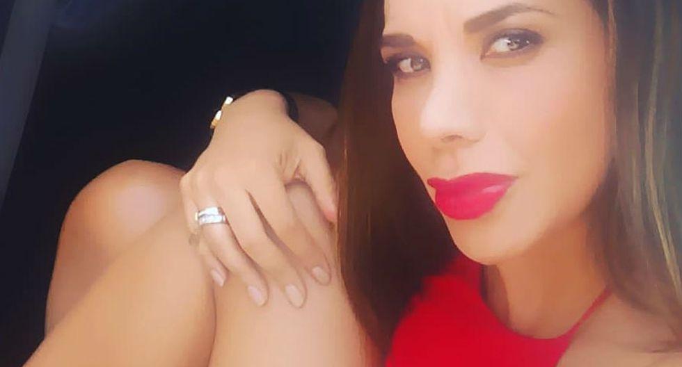 Mónica Cabrejos vene publicando una serie de videos y fotografías para el deleite de todos sus seguidores en Instagram. (Fotos: Instagram)