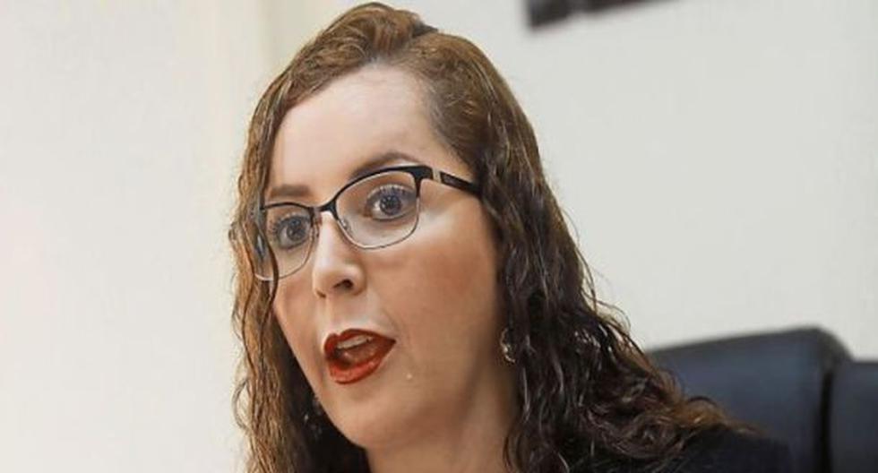 Rosa Bartra no estará en el próximo Congreso 2020-2021. (Foto: GEC)