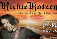 Richie Kotzen en Lima: Se agotan la entradas para esperado concierto [VIDEO ]