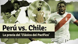 Perú vs. Chile: conoce cómo llegan ambas selecciones al 'Clásico del Pacífico'