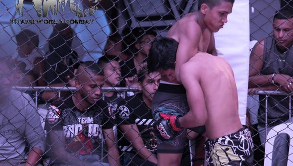 Principiantes, intermedios y avanzados competidores de MMA, jiujitsu y la lucha tendrán la oportunidad de demostrar su nivel en el piso en el Torneo Submission SMP. (Difusión)
