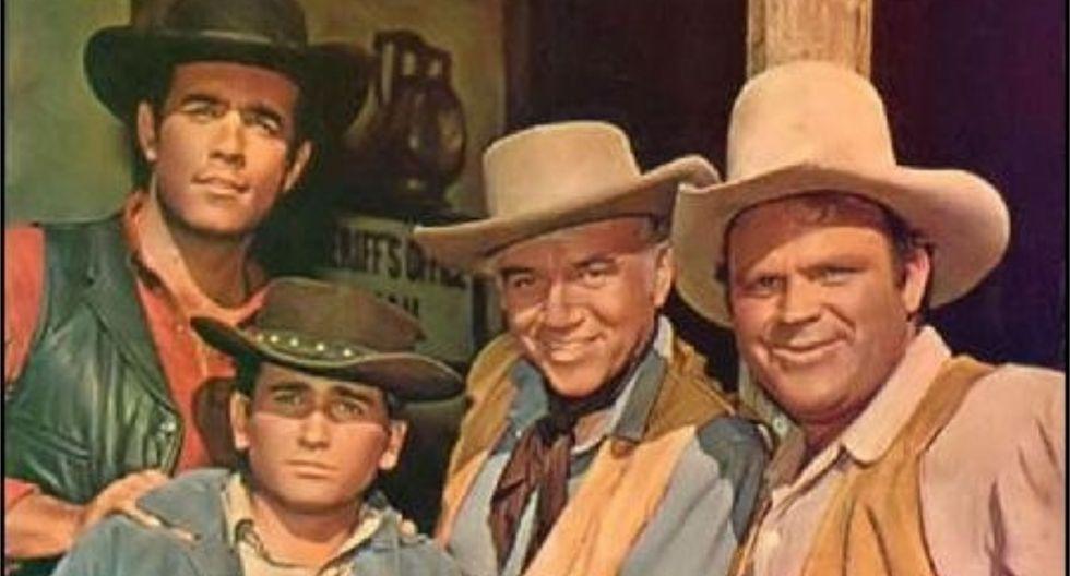 Bonanza, la serie más longeva de la cadena de televisión NBC, cumple 60 años desde su debut (Foto:NBC)