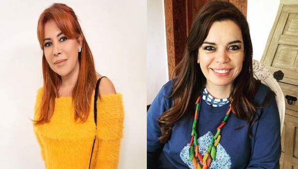 Magaly Medina arremetió contra Milagros Leiva. (Instagram)