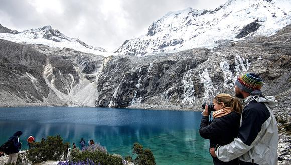 Claudia Cornejo afirmó que la reactivación turística es trascendental, pero debe ir junto al cumplimiento estricto de los protocolos de bioseguridad. (Foto: Flor Ruíz)