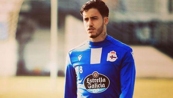 Beto da Silva participó en apenas 7 partidos de Deportivo La Coruña en la presente temporada de la Segunda de España. (Foto: Deportivo La Coruña)