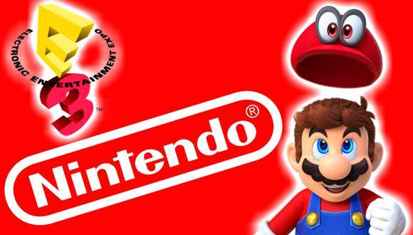 Nintendo captó la atención de varios amantes de los videojuegos con su presentación en el E3 2017.