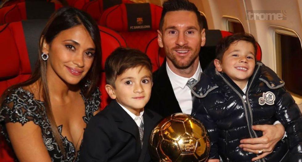 Mateo Messi  Balón de Oro