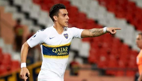 Cristian Pavón sin deseos de seguir en Boca Juniors (Foto: Getty Images)