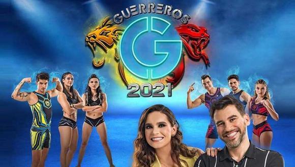 La espera por fin terminó. Después de varios meses, el programa Guerreros regresará a la televisión mexicana. La edición 2021 contará con nuevos rostros. (Foto: Televisa)
