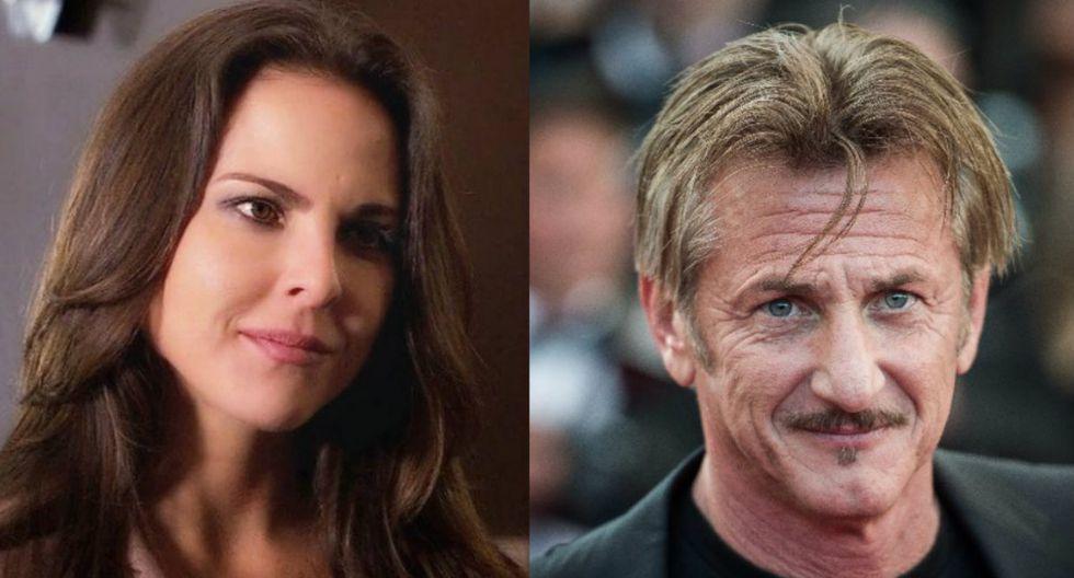 Kate del Castillo y Sean Penn en problemas por documental 'Cuando conocí al Chapo'.