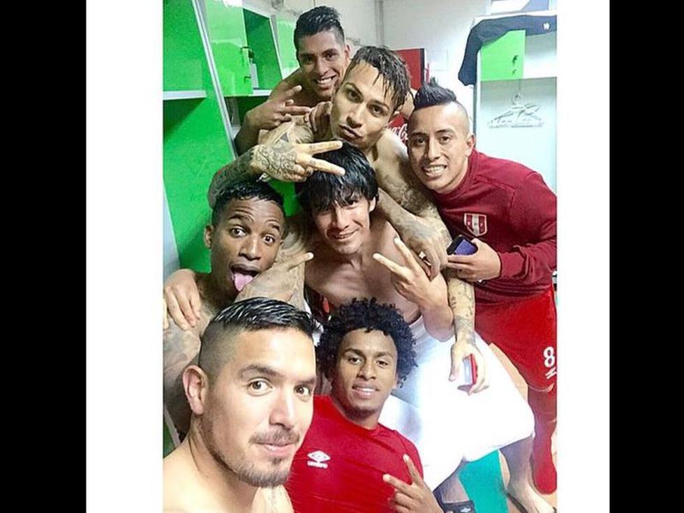 Edwin Retamoso recordó los momentos vividos con la selección en la Copa América 2015. Foto: Archivo.