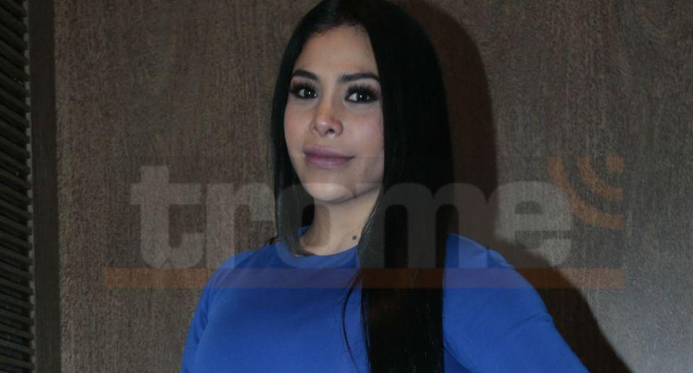 Usuarios de las redes sociales evidenciaron los cambios en el rostro de Maricarmen Marín. (Fotos: Trome)