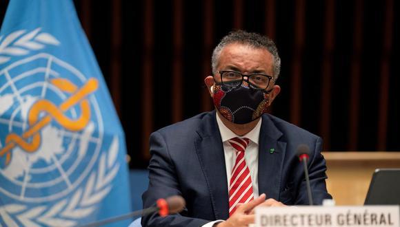En el mes de mayo del 2020 la Organización Mundial de la Salud hizo un acuerdo con más de 100 países, para una investigación independiente sobre el origen de coronavirus. (Christopher Black / OMS / Folleto vía REUTERS )