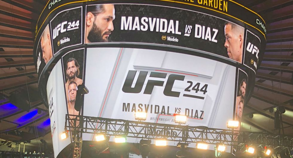 Jorge Masvidal vs. Nate Díaz, la pelea que todos quieren ver. (Fotos: Rede sociales)